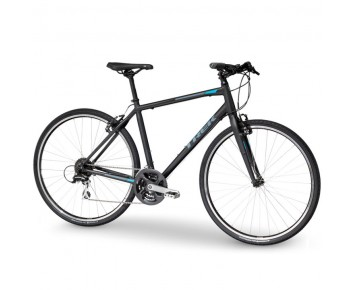 Trek FX 2 2019 Hybrid Bike Black or Blue