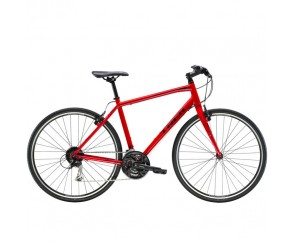 Trek FX 3 2019 Hybrid Bike Red Or Black