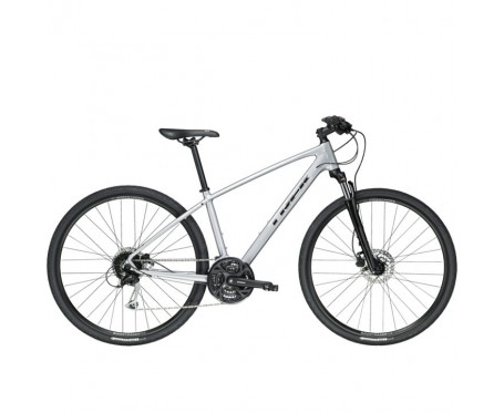 Trek Dual Sport DS 3 2019 Front Suspension hybrid