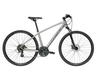 Trek Dual Sport DS 1 2020 Front Suspension hybrid
