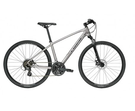 Trek Dual Sport 1 WSD 2020 Front Suspension hybrid