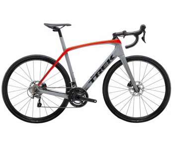 TREK DOMANE SL 4 2020 Slate/Radioactive Red or Voodoo Trek Black