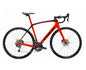 TREK DOMANE SL 6 2020 Crystal White, Matte/Gloss Trek Black or Radioactive Red/Trek Black