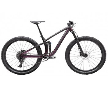 Trek Fuel EX 7 29 2020 Matte Metallic Gunmetal Matte Dnister Black/Sunburst or Trek Black/Purple Lotus