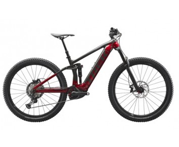 Trek Rail 7 2020 e mtb Dnister Black/Rage Red or Volt/Teal
