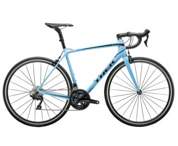 Trek Emonda SL 5 Road Bike 2020 Slate to Trek Black Fade or Matte Trek Black/Gloss Viper Red