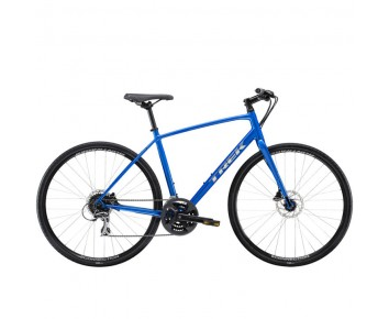 Trek FX 2 Disc 2020 Hybrid Bike Alpine Blue or Gravel Gray