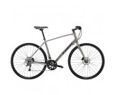 Trek FX S 4 Disc 2020 Hybrid Bike Matte Metallic Gunmetal