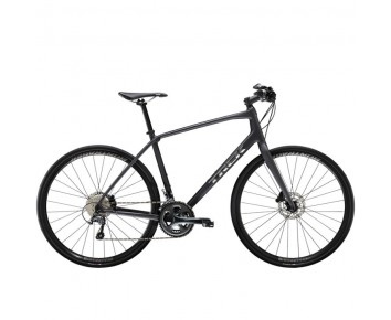 Trek FX S 5 Disc 2020 Hybrid Bike Matte Dnister Black