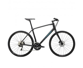 Trek FX S 6 Disc 2020 Hybrid Bike Matte Black