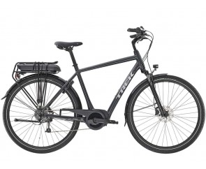 Trek Verve+ 1 Crossbar Hybrid e-Bike 300/400/500watt