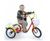 "Mission Musketeer 14"" Tricycle suitable special needs"
