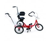 Rehatri Rear Steer 16″ Tricycle special needs