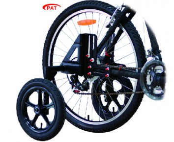 Adult Training wheels to suit 20-700c wheels Adults up to 120kg