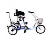 Mission Low Step Trilogy 16″ Special Needs Tricycle