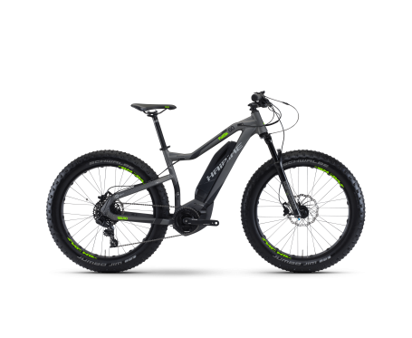 Haibike SDURO FatSix 6.0 2017 e-mtb Electric Bike