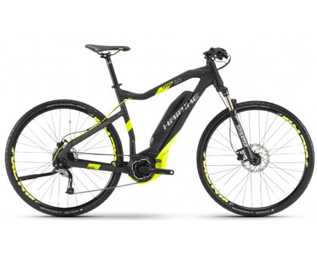Haibike SDURO Cross 4.0 2017 e-mtb Electric Bike