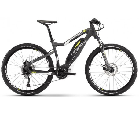 Haibike SDURO HardSeven 4.0 2017 e-mtb Electric Bike