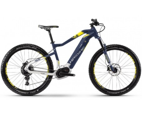Haibike SDuro hardseven 7.0 E-mountain bike 2018