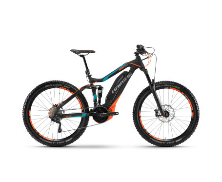 Haibike SDURO ALLMTN 6.0 2017 e-mtb Electric Bike