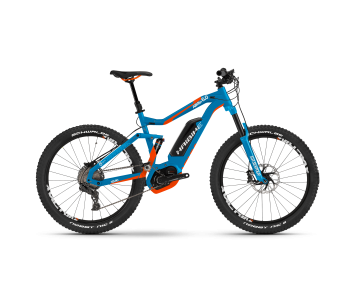 Haibike XDURO AllMtn 6.0 2017 e-mtb Electric Bike
