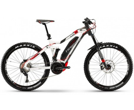 Haibike XDURO Allmtn 6.0full suspension mountain e-Bike