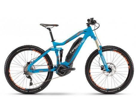 Haibike SDURO ALLMTN 5.0 2017 e-mtb Electric Bike