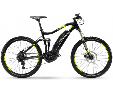 Haibike sDuro Fullseven LT 4.0 Full Suspension Mountain Bike