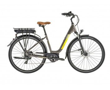 Lapierre overvolt urban 300, 300wh bosch active line with Purion Display