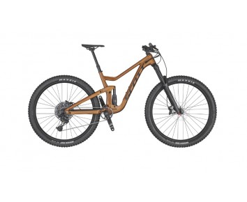 Scott Ransom 930 2020 Full Suspension Mountain Bike