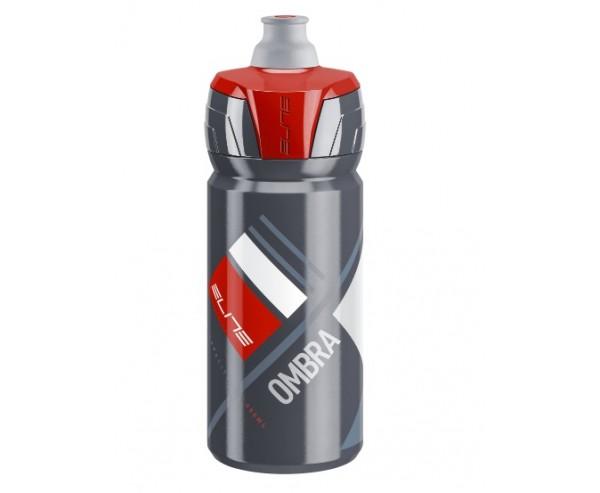 Elite Ombra membrane grey blue cycling bottle 550 ml
